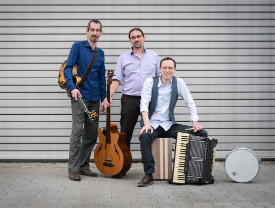 Wolfgang Disch Acoustic Band
